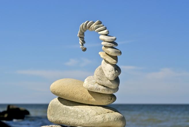 Najít životní rovnováhu